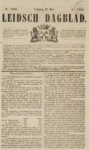 Leidsch Dagblad 1864-05-27