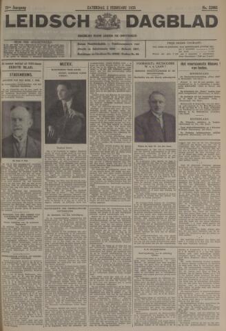 Leidsch Dagblad 1935-02-02