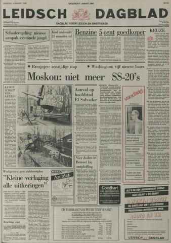 Leidsch Dagblad 1982-03-16