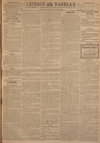 Leidsch Dagblad 1923-07-21