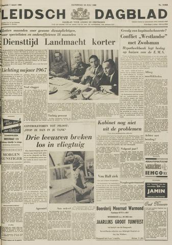 Leidsch Dagblad 1966-07-16