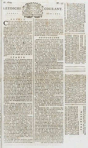 Leydse Courant 1824-05-07
