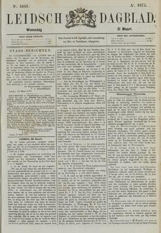 Leidsch Dagblad 1875-03-31