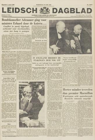 Leidsch Dagblad 1959-06-24