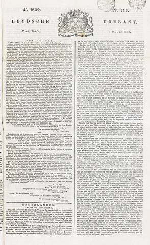 Leydse Courant 1839-12-02