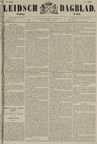 Leidsch Dagblad 1869-07-09