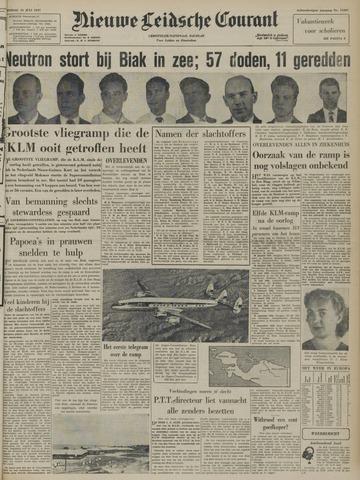 Nieuwe Leidsche Courant 1957-07-16