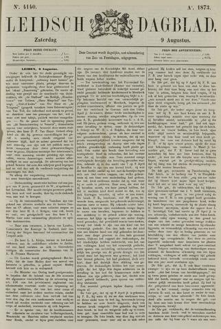 Leidsch Dagblad 1873-08-09
