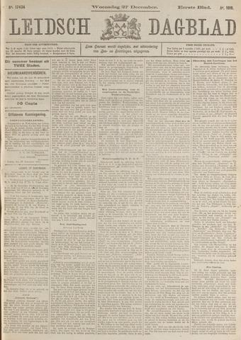 Leidsch Dagblad 1916-12-27