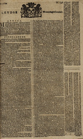 Leydse Courant 1779-11-17