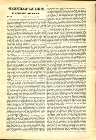 Handelingen van de Raad 1902-12-08
