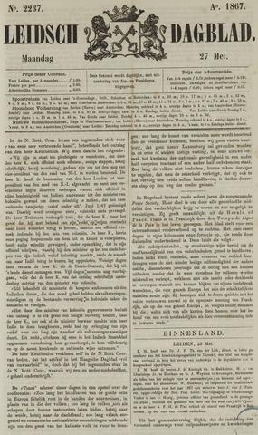Leidsch Dagblad 1867-05-27