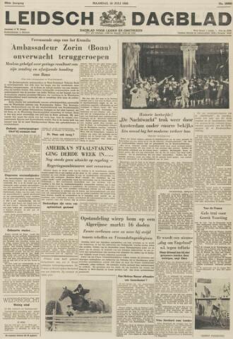 Leidsch Dagblad 1956-07-16