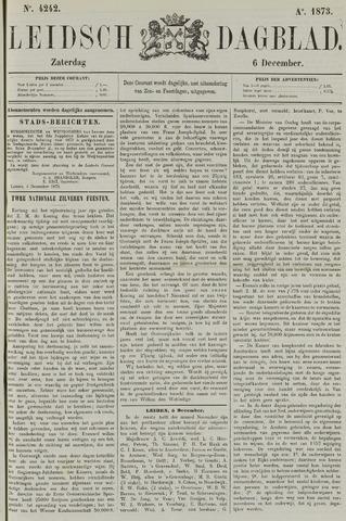 Leidsch Dagblad 1873-12-06