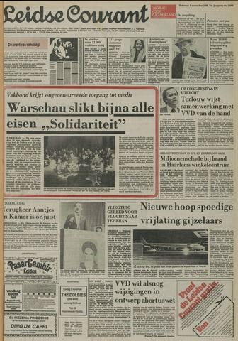 Leidse Courant 1980-11-01