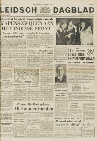Leidsch Dagblad 1962-11-22