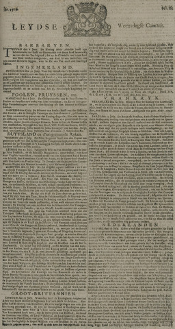 Leydse Courant 1729-07-20