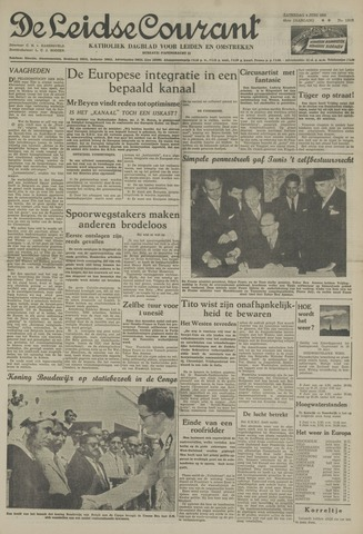 Leidse Courant 1955-06-04