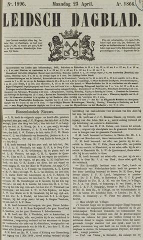 Leidsch Dagblad 1866-04-23