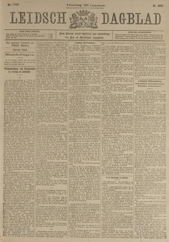 Leidsch Dagblad 1907-10-22