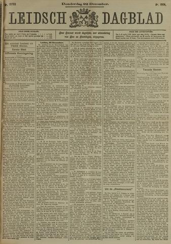 Leidsch Dagblad 1904-12-22