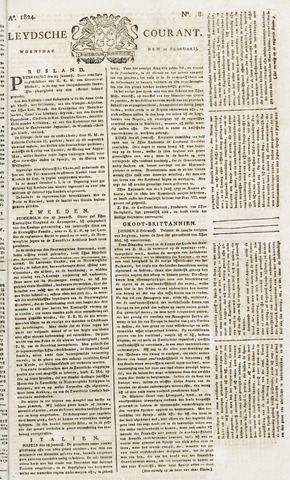 Leydse Courant 1824-02-11