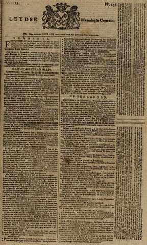 Leydse Courant 1777-11-17