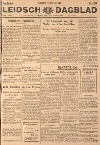 Leidsch Dagblad 1942-02-26