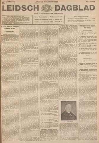 Leidsch Dagblad 1928-02-03