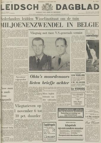 Leidsch Dagblad 1970-10-22