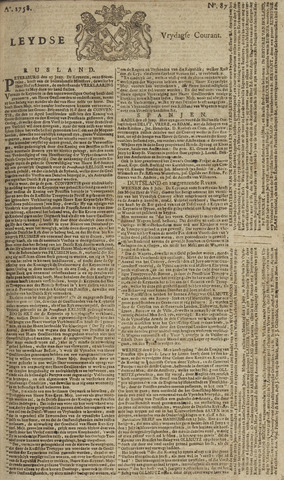 Leydse Courant 1758-07-21
