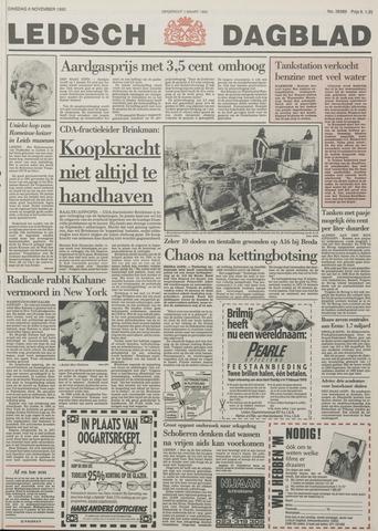 Leidsch Dagblad 1990-11-06
