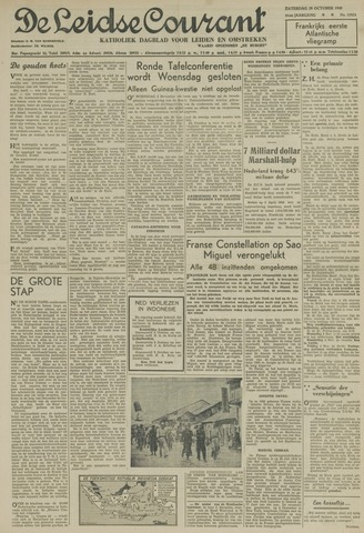 Leidse Courant 1949-10-29