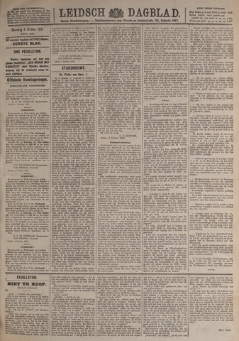 Leidsch Dagblad 1919-10-06