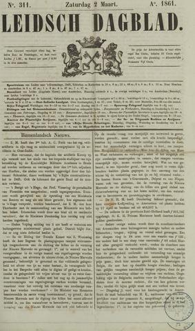 Leidsch Dagblad 1861-03-02