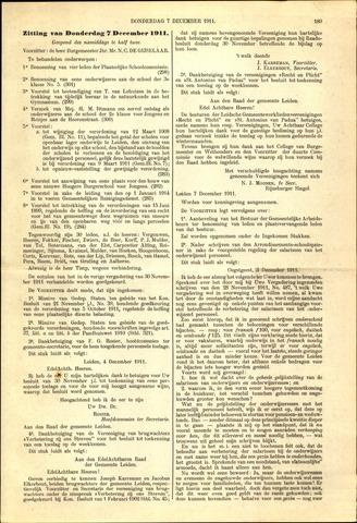 Handelingen van de Raad 1911-12-07