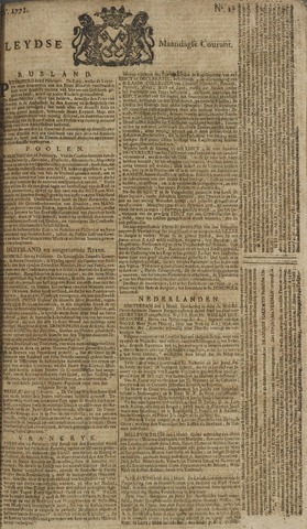 Leydse Courant 1771-03-04