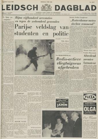 Leidsch Dagblad 1968-05-07
