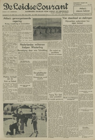 Leidse Courant 1950-03-01