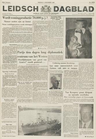Leidsch Dagblad 1955-12-09