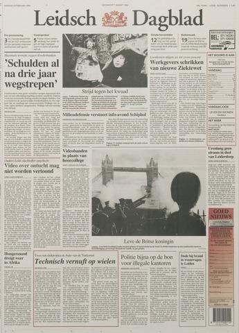 Leidsch Dagblad 1994-02-08