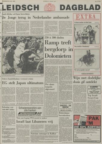 Leidsch Dagblad 1985-07-20
