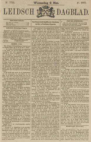 Leidsch Dagblad 1885-05-06