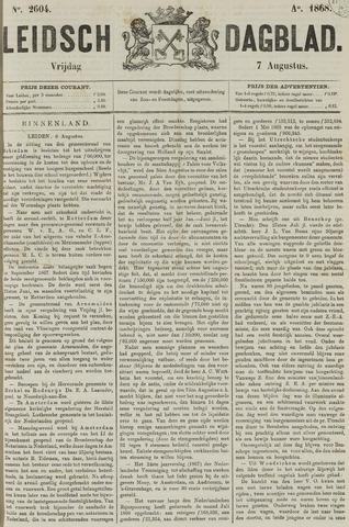 Leidsch Dagblad 1868-08-07