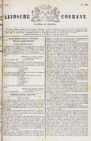 Leydse Courant 1879-08-25