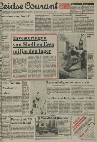Leidse Courant 1981-11-10