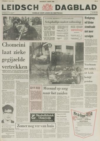 Leidsch Dagblad 1980-07-11