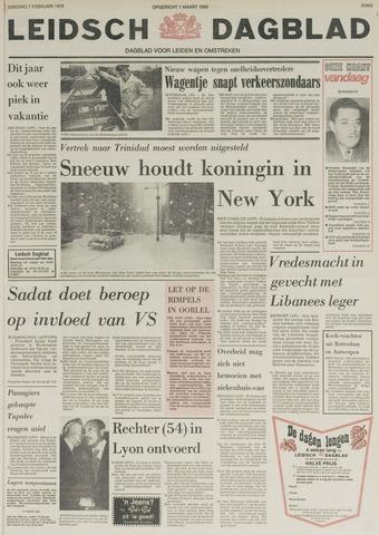 Leidsch Dagblad 1978-02-07