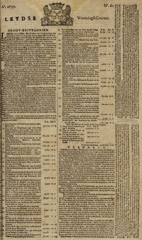 Leydse Courant 1752-05-24