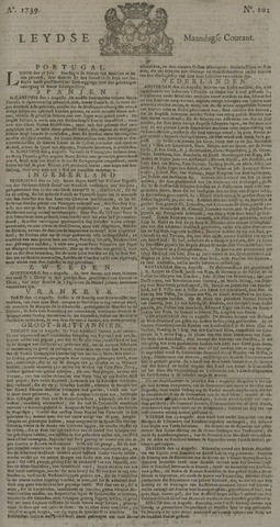 Leydse Courant 1739-08-24